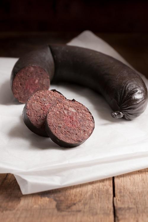 botifarrón de carne